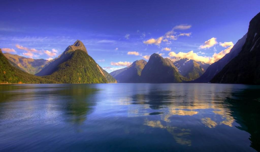 Voyage en Nouvelle-Zelande
