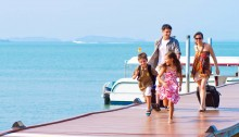 Voyage en famille en Italie