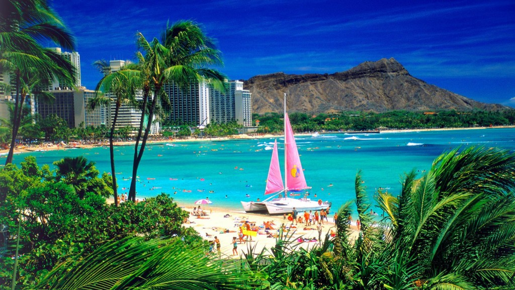 Location de vacances Hawaii