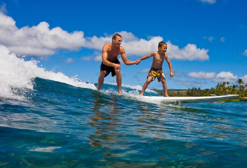 Voyage en famille Hawaii
