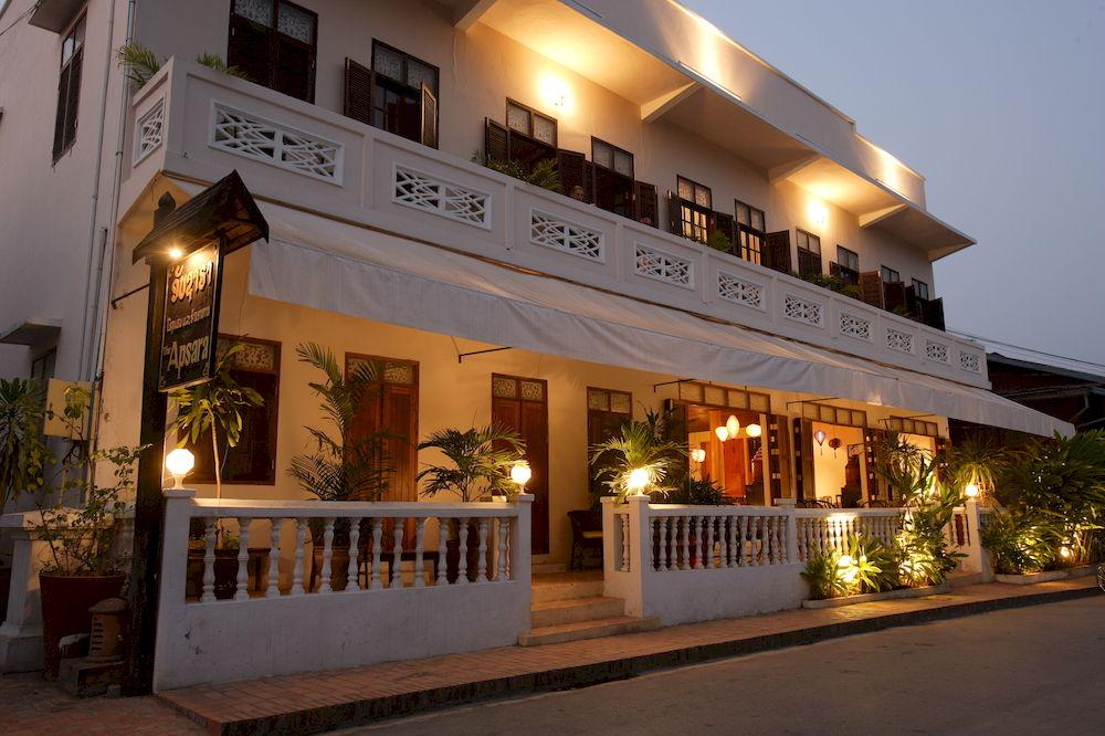 Hotel Apsara Luang Prabang, Laos
