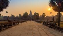 le site archéologique Angkor