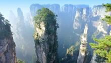 Le parc naturel de Wulingyuan