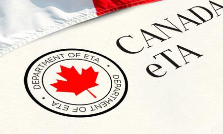 visa électronique au Canada