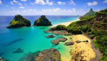 île Fernando de Noronha au Brésil