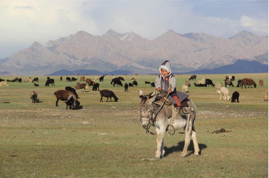 Kirghizistan voyage