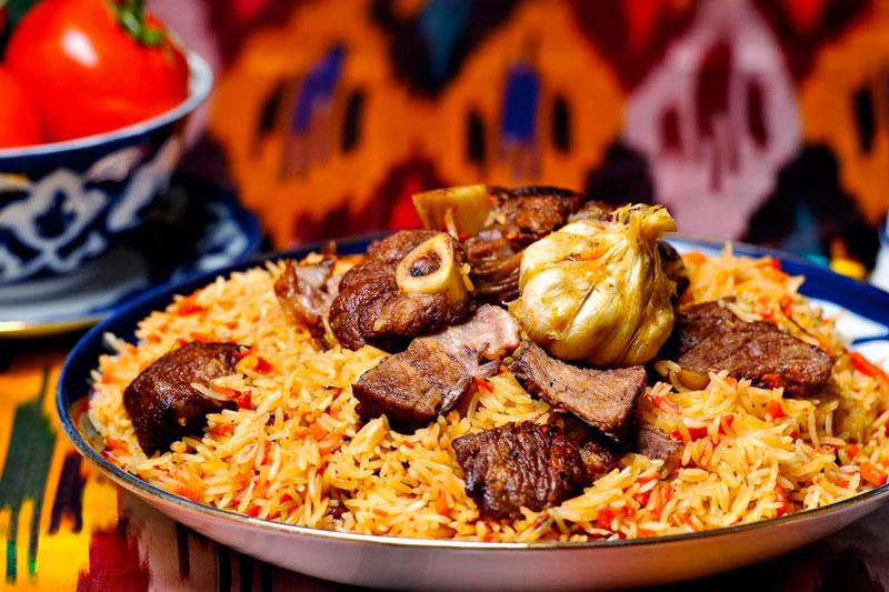 gastronomie kirghize