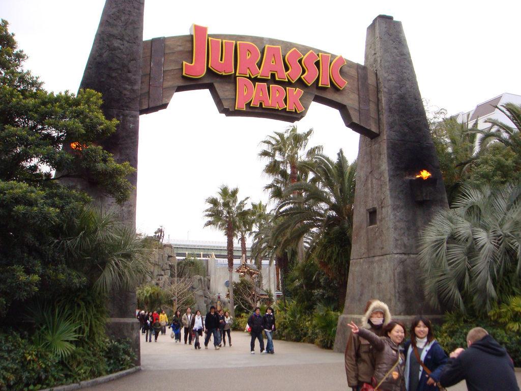Universal Studios Japan associer films, dessins animés et surtout plaisirs (image 1)