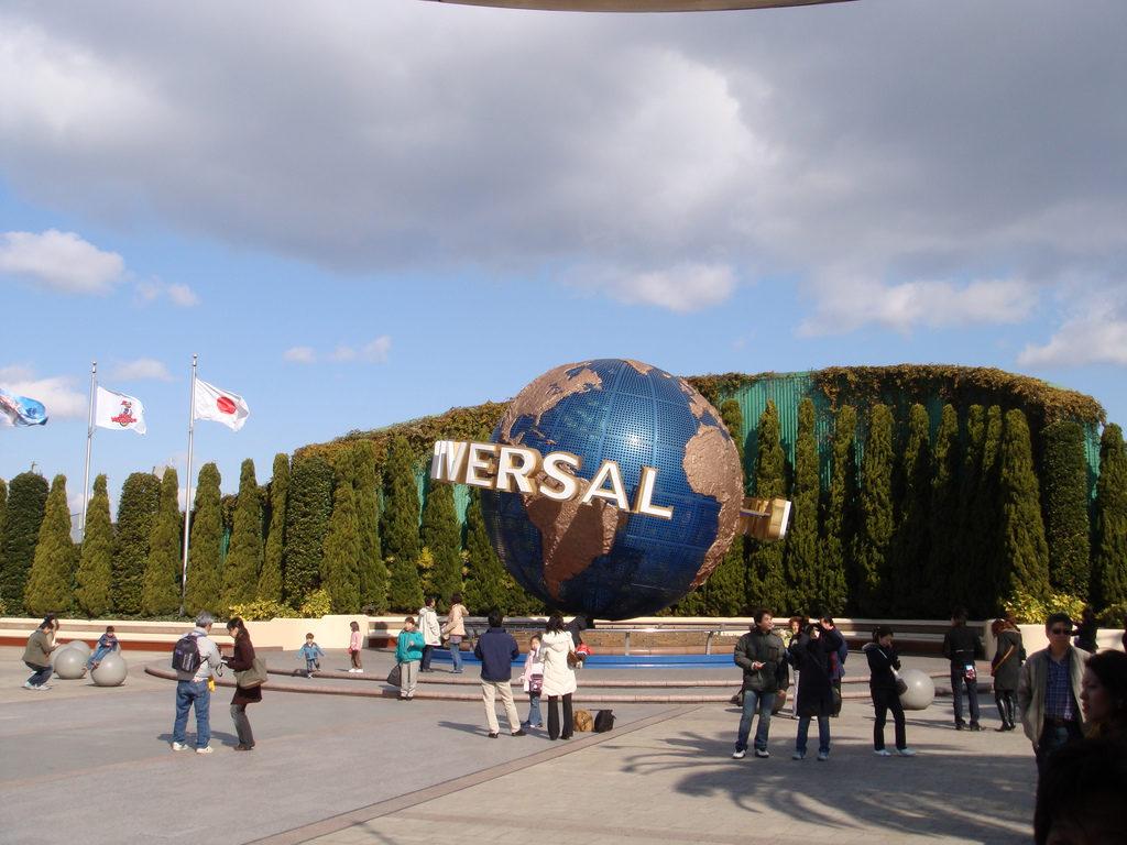 Universal Studios Japan associer films, dessins animés et surtout plaisirs (image 2)