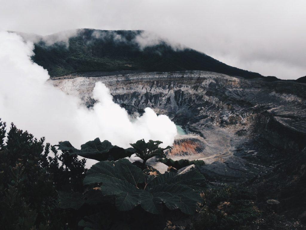 les vacances au Costa Rica